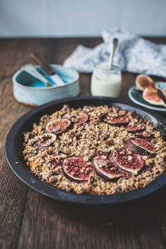 Recipe: Baked Oatmeal with Figs & Dates — Breakfast Recipes from The Kitchn