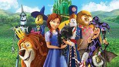 Il magico mondo di Oz - trailer italiano del nuovo film d'animazione