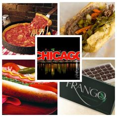 Chicago Food - BEST EVER  Need to plan Chicago night ASAP