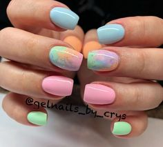 Easter Nails 2018 Trends