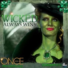 The Wicked Witch is coming to 'Once Upon a Time,' and it looks like Oz is coming with her