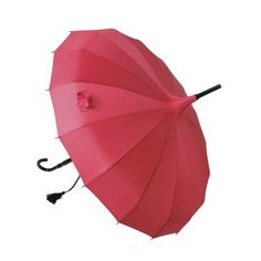 Parapluie Rouge Mary Poppins!