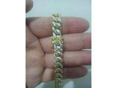 Jewelry - Watches New York City, Gold layered cuban lab made diamond chain 30 inches long and 10 mm wide double clasp lock serious inquiries no back and . Watch Sale, Cuban, Brooklyn, Lab, Jewelry Watches, York, Diamond, City, Bracelets
