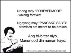 Tagalog Quotes Hugot Funny, Pinoy Quotes, Tagalog Love Quotes, Funny Hugot Lines, Patama Quotes, Hilarious Quotes, Filipino, Dankest Memes, Stupid