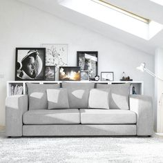 European-Made Sofa Excellence by stm #MONOQI