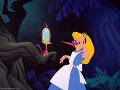 *ALICE in WONDERLAND,1951 DisneyScreencaps.com