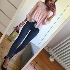 Spring outfit 🌸…