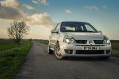 Dan Jenkins Clio March 2015 Share 'n' Shine winner. Clio Sport, Cool Cars, Madness, Dan, Garage, March, Passion, Life, Cars