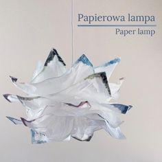 Papierowa lampa z Ikea i papier ryżowy z naszego zastawu kreatywnego RS005 Evening meadow - Wieczorna łąka, a w zasadzie skrawki papierów,… Decoupage, Ikea, Diagram, Art, Art Background, Ikea Co, Kunst, Performing Arts