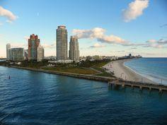 #SouthPointe, #SouthBeach (Miami)