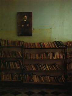 library (desiree dolron)