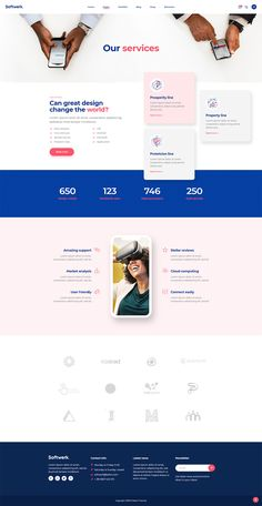 Softwerk WordPress theme is the best choice for offering your tech services to the world. #wordpress #theme #layout #template #design #webdesign #software #technology #startup #landingpage #saas #digital #mobileapp #cryptocurrency #bitcoin #digitalstudio #techcompany