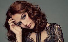 Download wallpapers Lexie Rose, American singer, 4k, portrait, make-up, pop singer