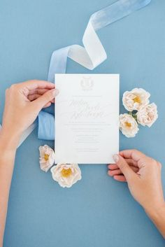 One and Only Paper — Melissa & Kyle's playful, Old South inspired...