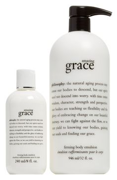 philosophy 'amazing grace' firming body emulsion duo ($78 Value) available at #Nordstrom