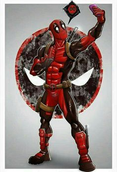 Deadpool poster by on DeviantArt Films Marvel, Marvel Art, Marvel Characters, Marvel Heroes, Marvel Avengers, Marvel Comics, Deadpool Art, Deadpool Funny, Deadpool And Spiderman