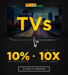 E-mail Marketing Tvs #email #webdesign #design #audio #tv #best #comercial #photoshop #minimalistdesign