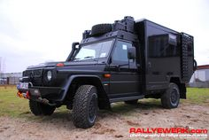Some German overland vehicles - Expedition Portal