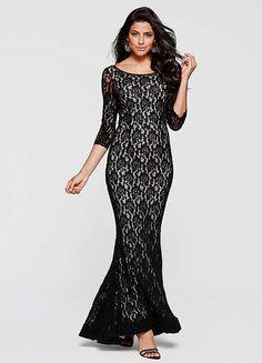 f2a27590a117 Džersejové šaty s čipkou Prekrásne • 29.99 € • bonprix