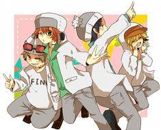 South Park Anime -Team Stan