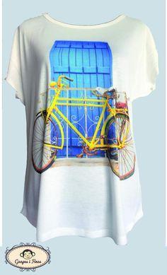 Camiseta Bici