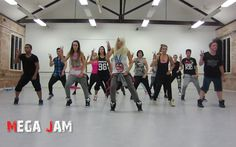 'Numb' August Alsina choreography by Jasmine Meakin (Mega Jam)