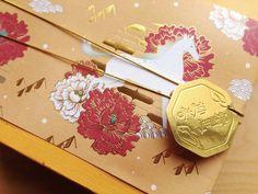 E-g-sain 2014 Chinese New Year — The Dieline - Branding & Packaging Design