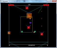 Shmupper, a prototype shooter by Umwlelt, a new entry in the forums! #gamesinitaly #indiegames #videogames