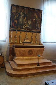 La Salle Saint Louis de l'Hôtel-Dieu de Beaune