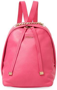 524f4cf0d44b Furla Women s Spy Bag Mini Backpack Classic Style Women