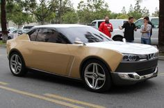 Nissan IDx Concepts Look Even Better in the Sun