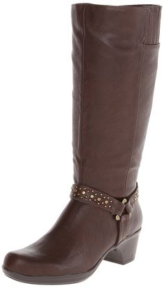 Easy Street Women's Camino Riding Boot *** Click image for more details.