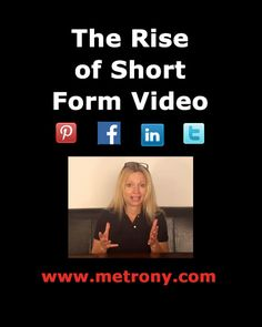The Rise of Short Form Video Last week I spoke at Affiliate Summit West 2016 on how to Optimize Images for Social Media Sharing. Part of what I weaved into the talk was the importance of video for marketers. Although the session primarily focused on image sizes, quality and content, I included video because it …
