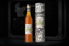 Grönstedts / P. Lex Signature Cognac on Packaging of the World - Creative Package Design Gallery