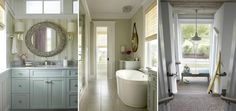 Typical scone height for a bathroom is 66'' above the finished floor to the center of the fixture. – Ginger Brewton- Decorating tips from best interior designers http://www.bestinteriordesigners.eu/100-decorating-tips-from-best-interior-designers-1010/ #interior #design #home #decor #decorating #tips