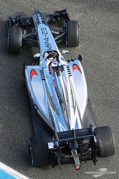 2014 Jenson Button, McLaren MP4-29 Mercedes