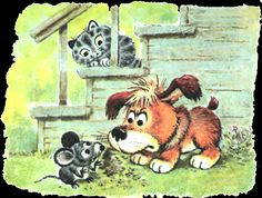 mňau 4 Tigger, Disney Characters, Fictional Characters, Illustration, Painting, Painting Art, Dogs, Paintings, Illustrations