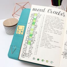 How to use your mood tracker as a personal development tool? - Plan With Ady