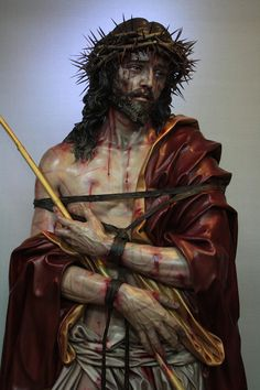 """""""He was wounded for our transgressions, He was bruised for our iniquities: the chastisement of our peace was upon Him; and with His stripes we are healed."""" ~ Isaiah 53:5"""
