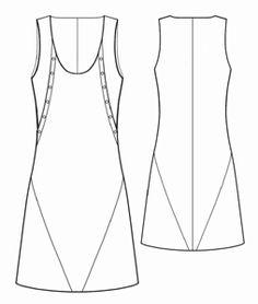 Modern sewing patterns downloads-free