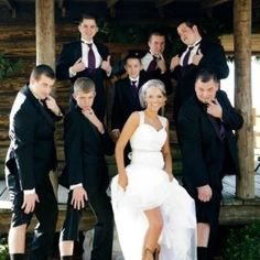 wedding picture poses - Google Search.   Funny