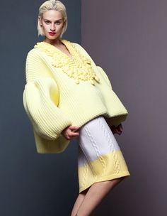 XIAO LI Knitwear Collection