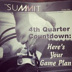 We're throwing it back 9 years with this #Summit cover from October 2005! #ThrowbackThursday #TBT