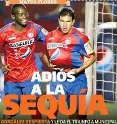 Darwin Oliva y Carlos Gonzalez