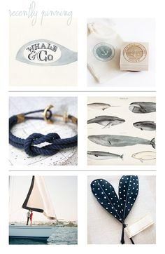 Pretty Nautical Things | The Sweetest Occasion