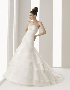 Aire Barcelona Nostalgia Bridal Gown