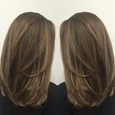 Straight Medium Length Hairstyles for Women to Look Attractive; Middle Parted Medium Straight Hair. Straight Medium Length Hairstyles for Women to Look Attractive; Middle Parted Medium Straight Hair. Medium Hair Cuts, Haircut Medium, Medium Straight Haircut, Medium Length Haircuts, Medium Length Hair With Layers Straight, Medium Length Hair Cuts Straight, Medium Hair With Layers, Haircut For Medium Length Hair, Medium Haircuts For Women