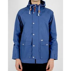 Rain Slicker Jacket