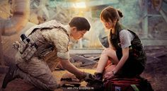 Descendants of the Sun (KBS2) 2016