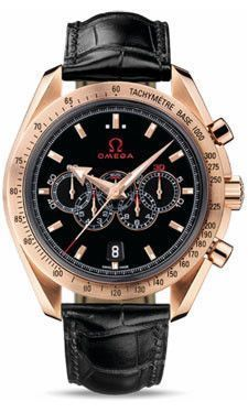 Omega Speedmaster Olympic Collection Timeless 44.25 mm Red Gold